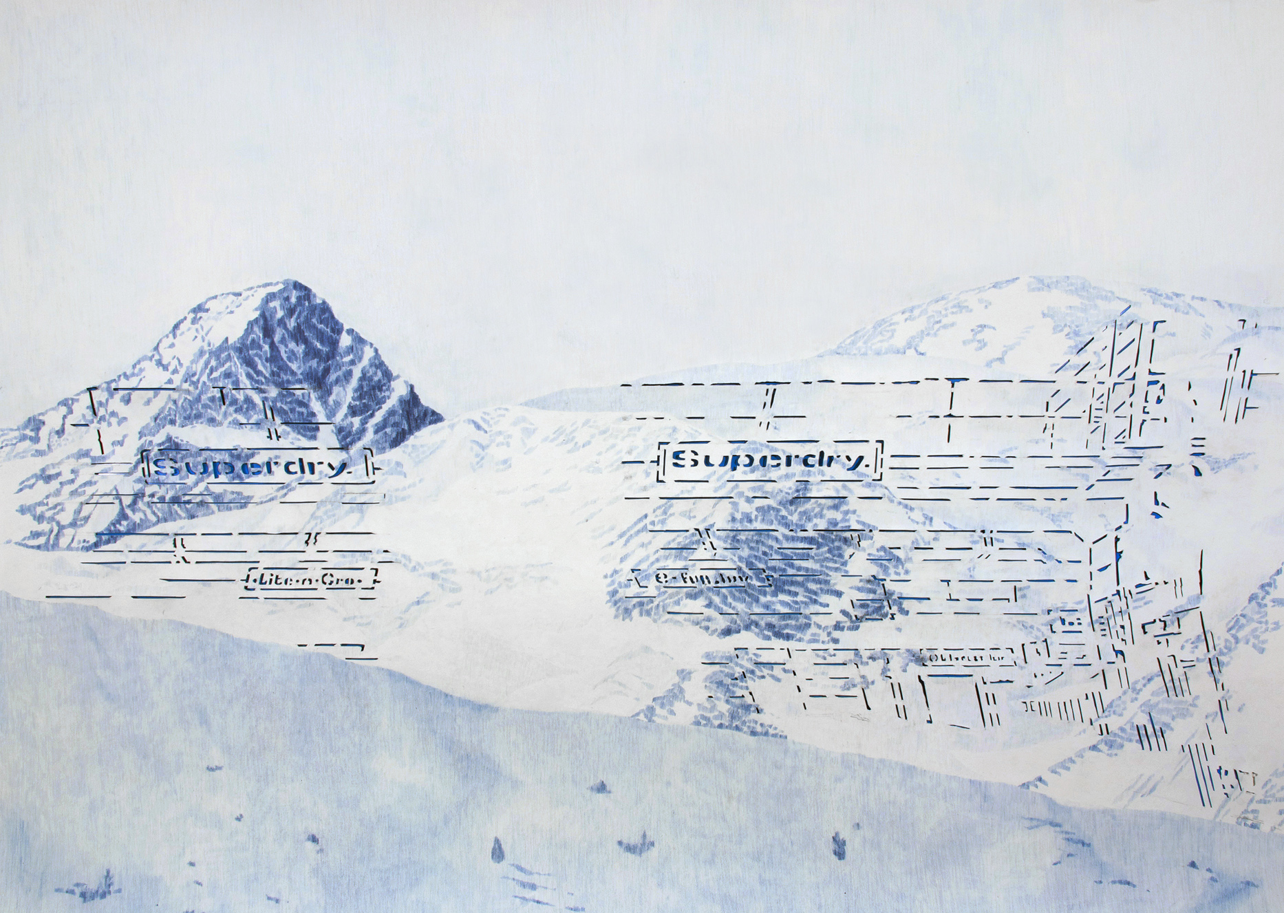 Superdry and other panoramas @ MOP Gallery, 23 July- 17 Aug