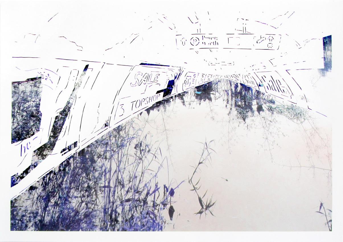 Topshop Penelope Cain drawing