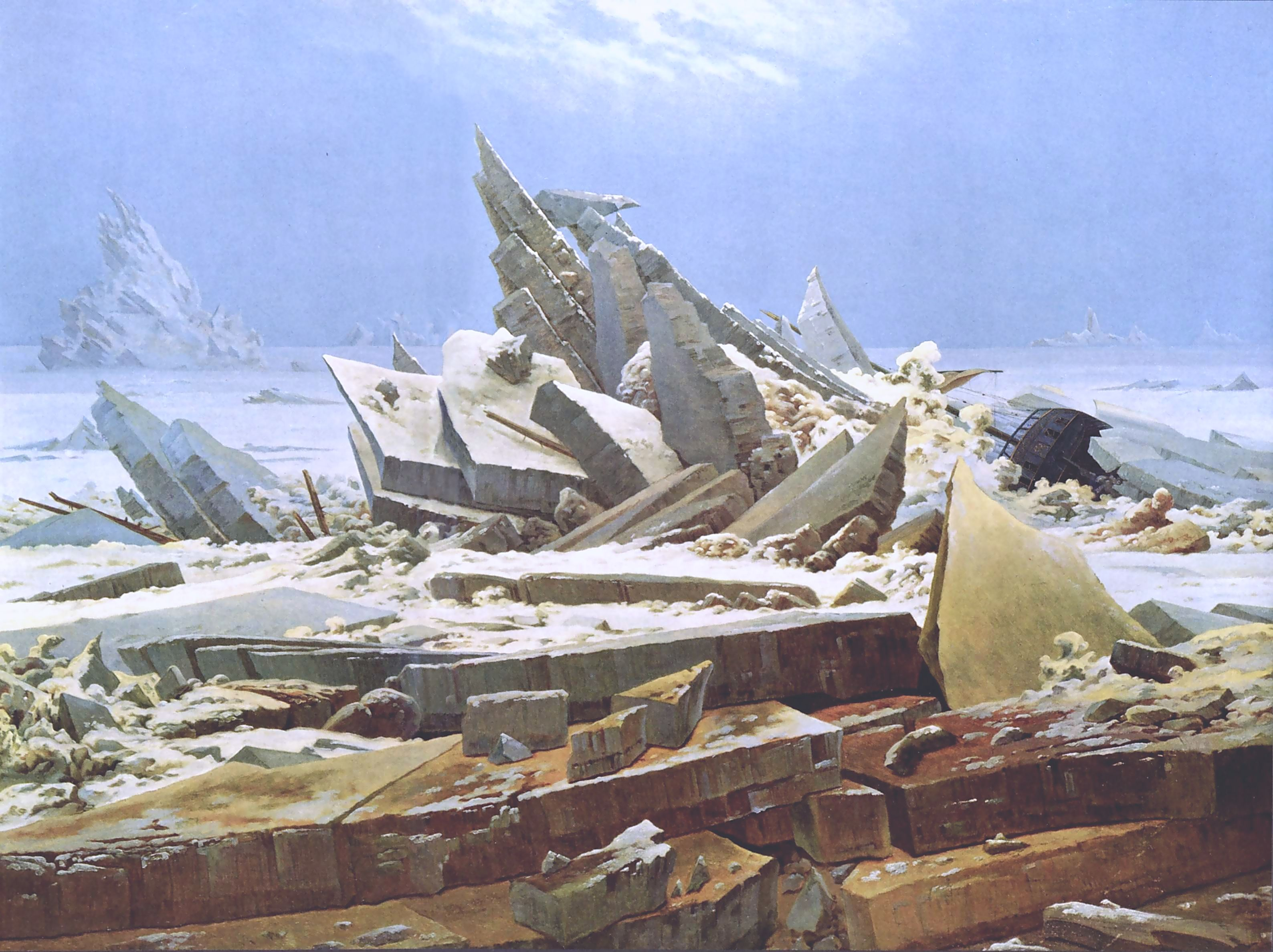 Caspar_David_Friedrich_sea of ice