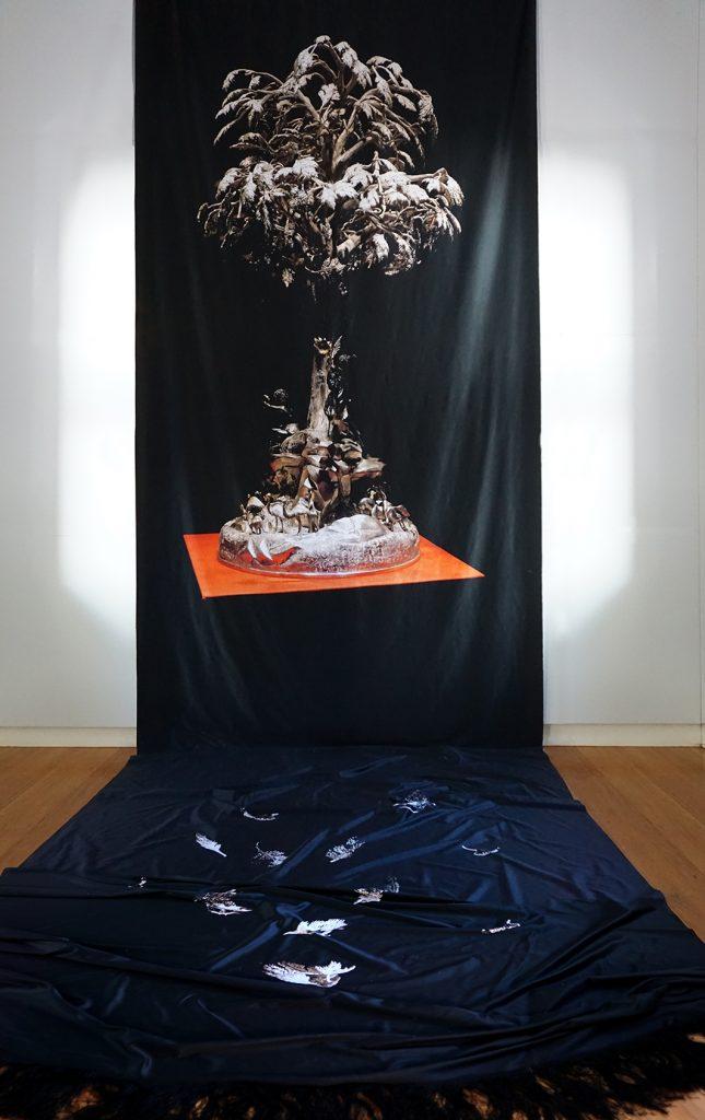 Penelope Cain Silver Tree Dump