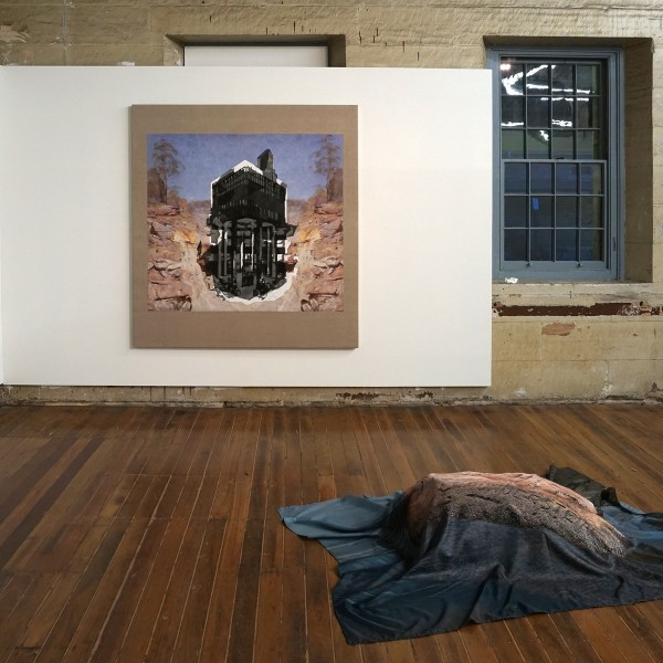 Wind and metal, Fauvette Travelling Artist Prize